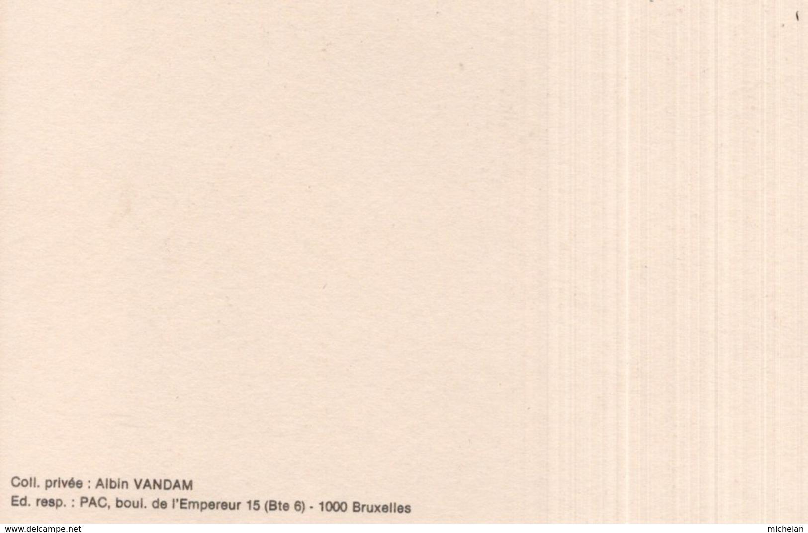 10 CPA OU DESSINS SOUS POCHETTE ?  BELGIQUE--PRÉSENCE ACTION CULTURELLE-FORMAT DESSIN 112 * 158m-POCHETTE 117 * 158mmm- - Belgium
