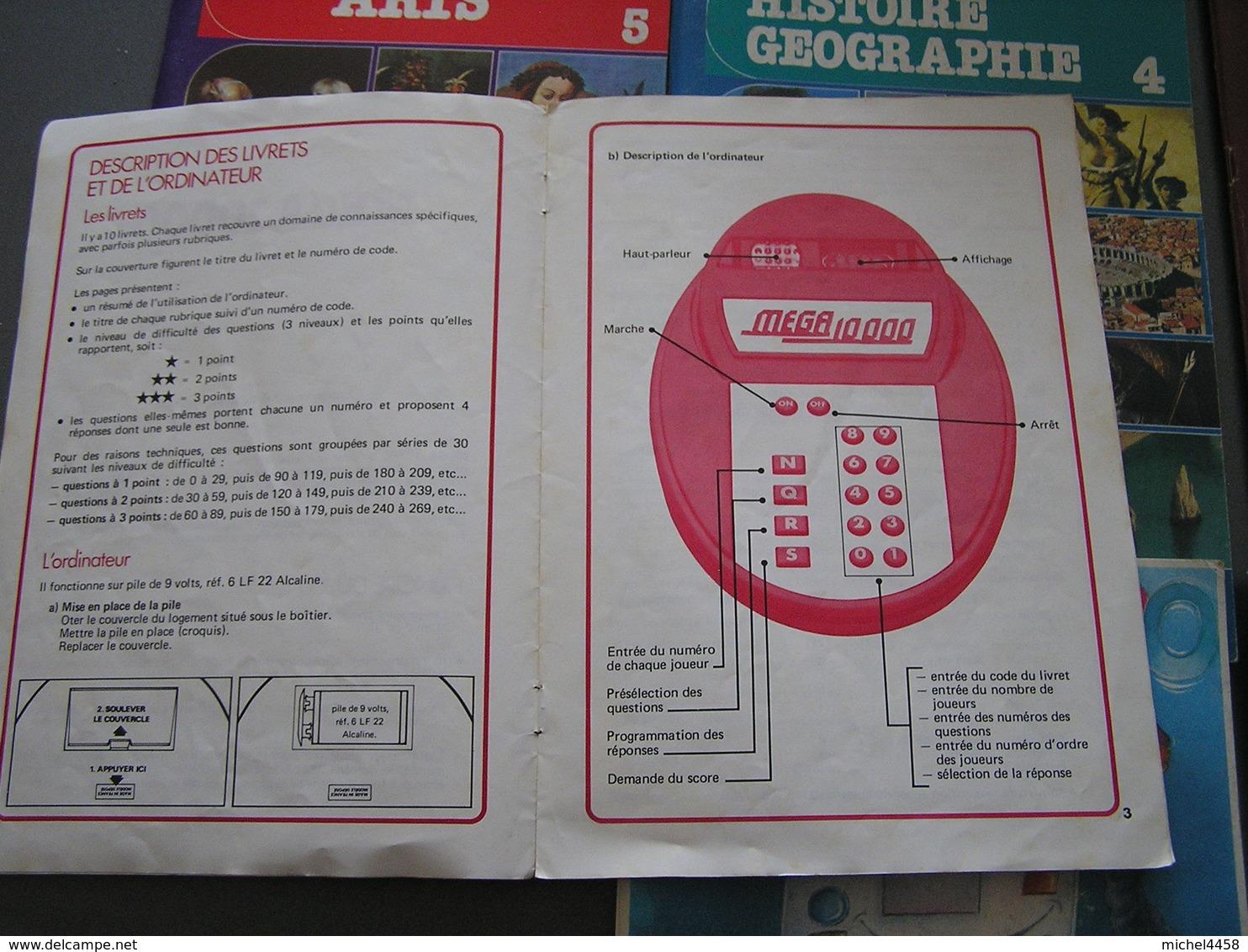 Encyclopédie Electronique Vintage 1981  11600 Questions NATHAN - Autres