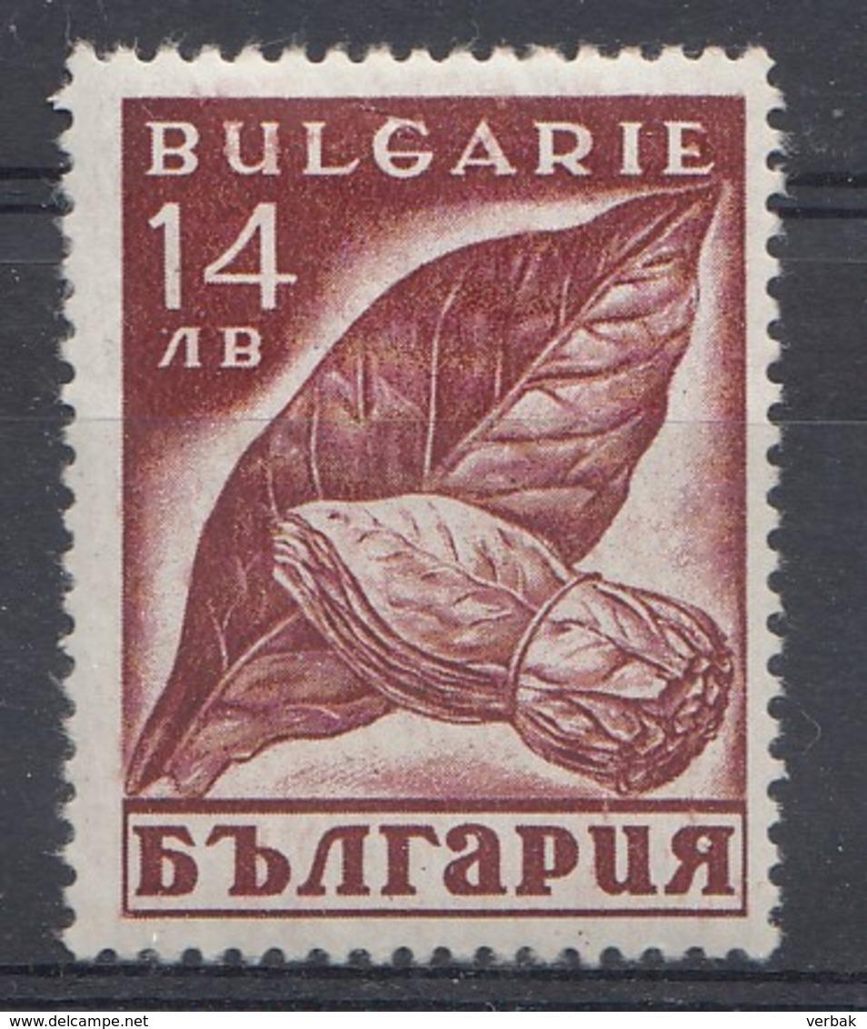 Bulgarien 1938  MI.nr: 338   Bulgarische Wirtschaft  Neuf  Avec  Charniere - Nuovi