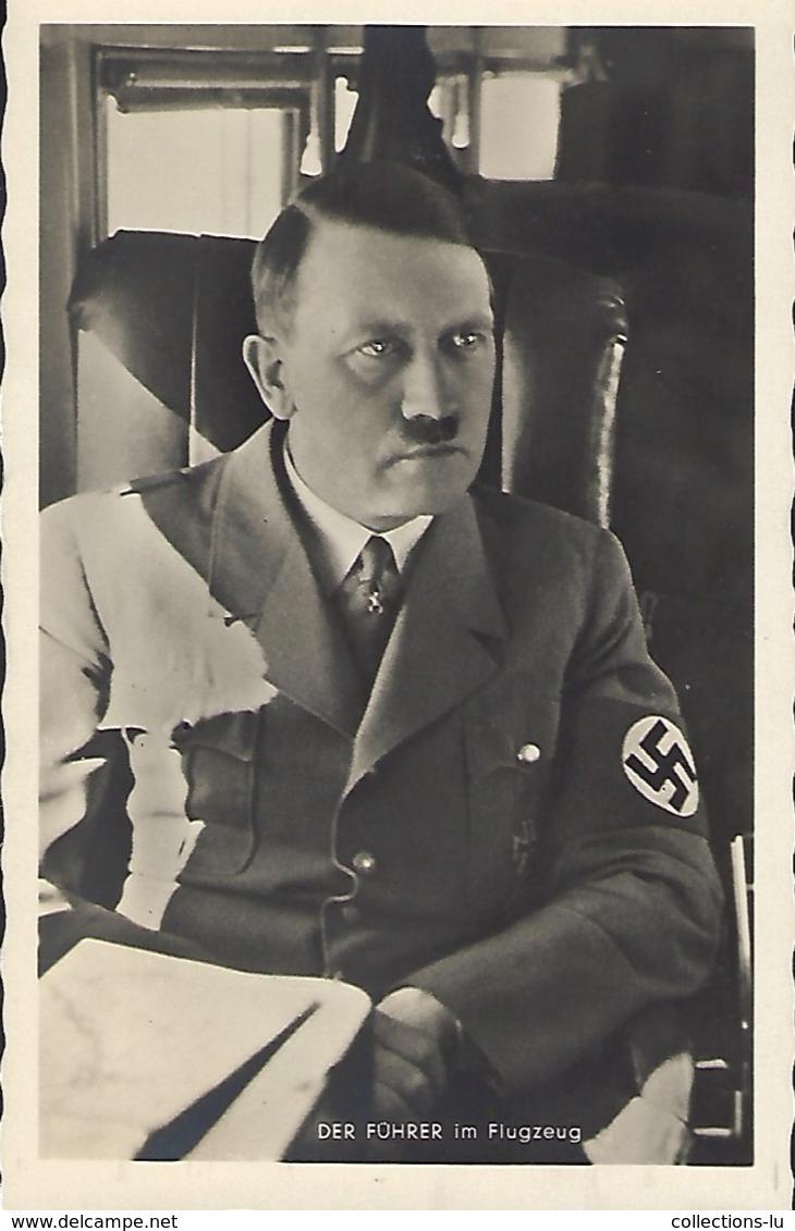 Drittes Reich   -  Der Führer Im Flugzeug - Guerre 1939-45
