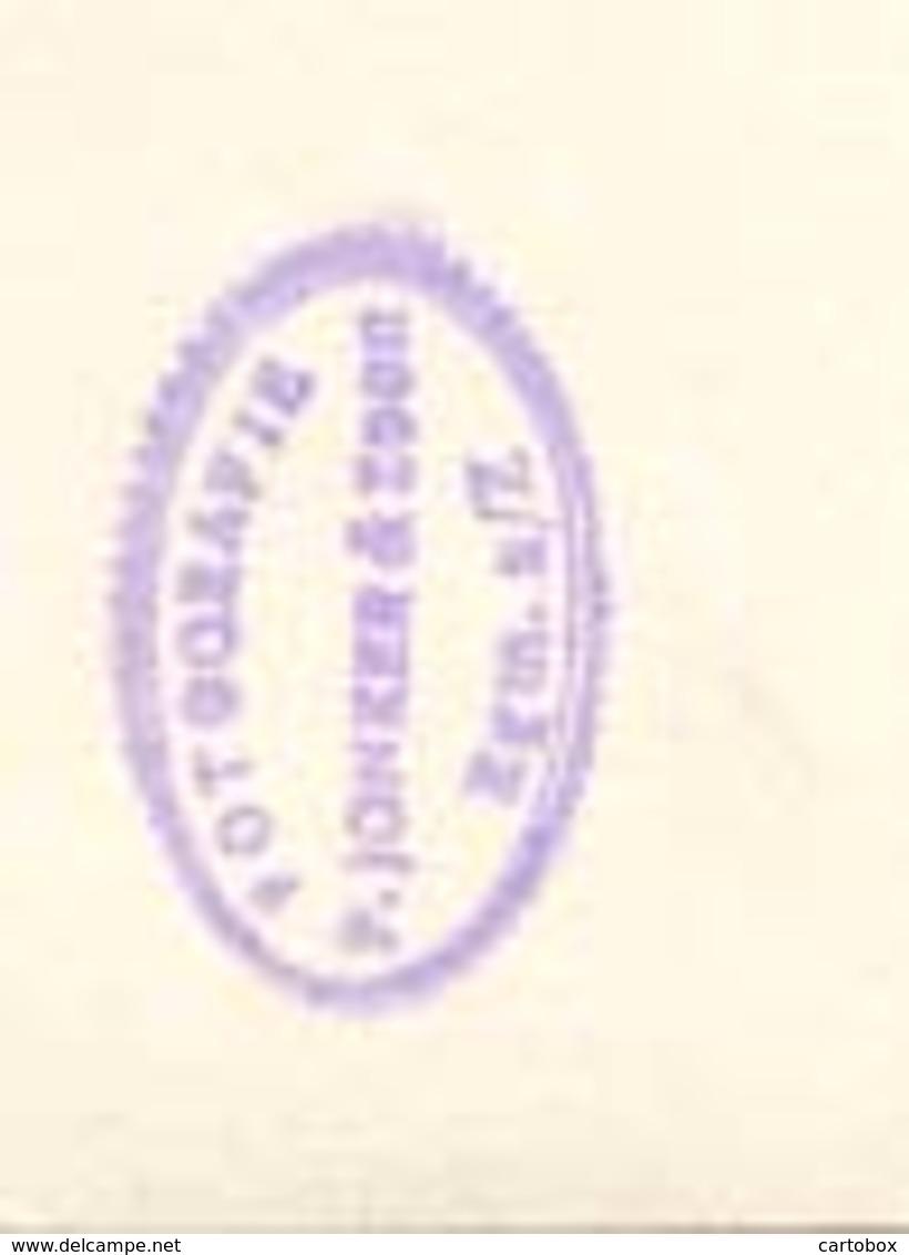 Egmond Aan Zee  (originele Fotokaart Uit 1923 Met Stempel Van Fotograaf P. Jonker & Zoon)  3 X Scan - Egmond Aan Zee