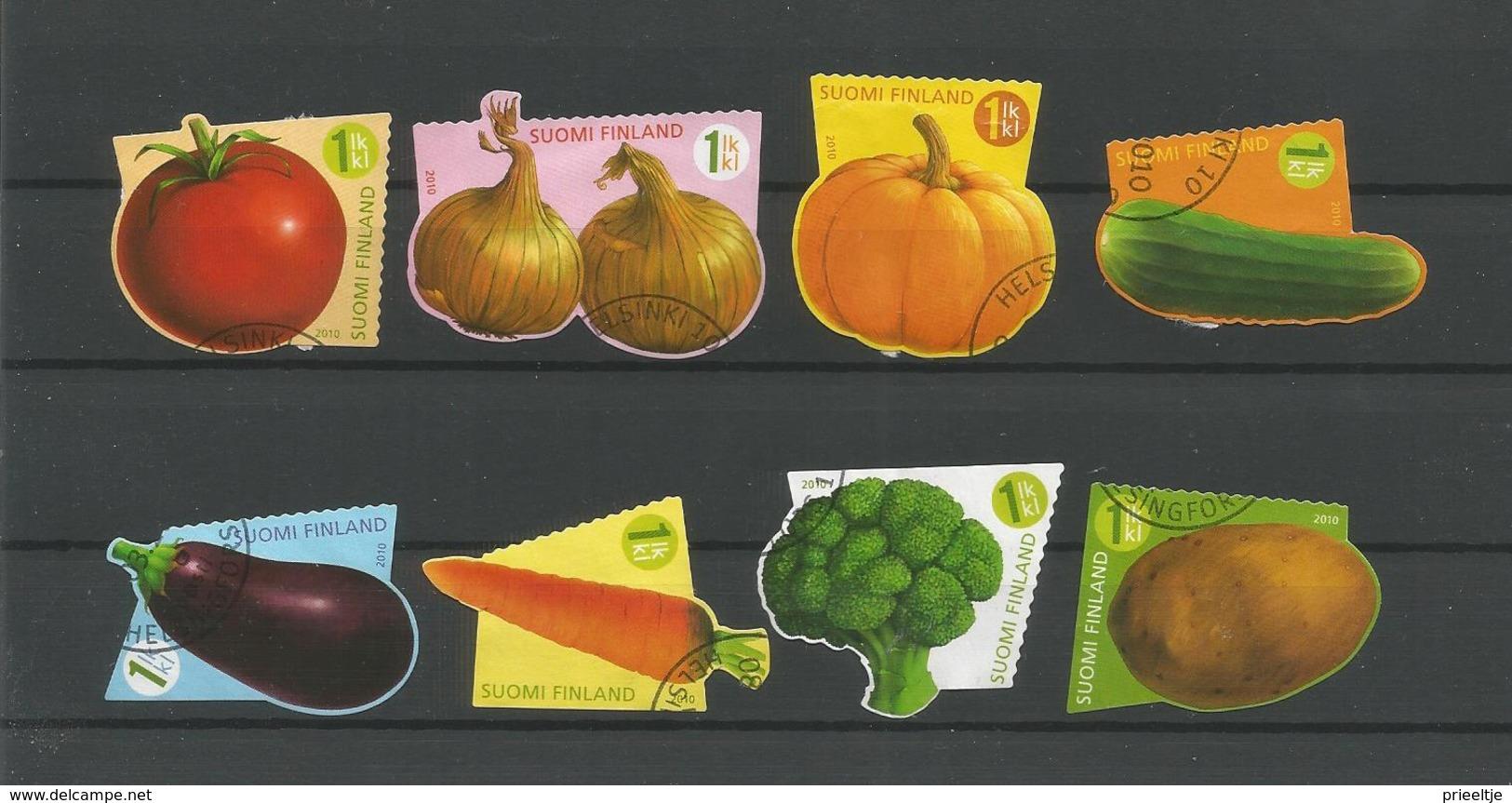 Finland 2010 Vegetables Y.T. 1985/1992 (0) - Finland