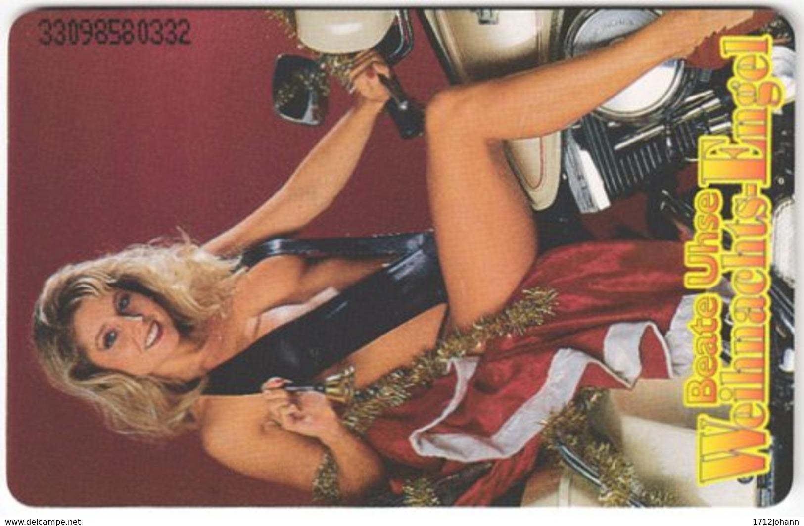 GERMANY O-Serie B-705 - 324N 09.93 - Woman, Erotic, Beate Uhse - Used - Deutschland