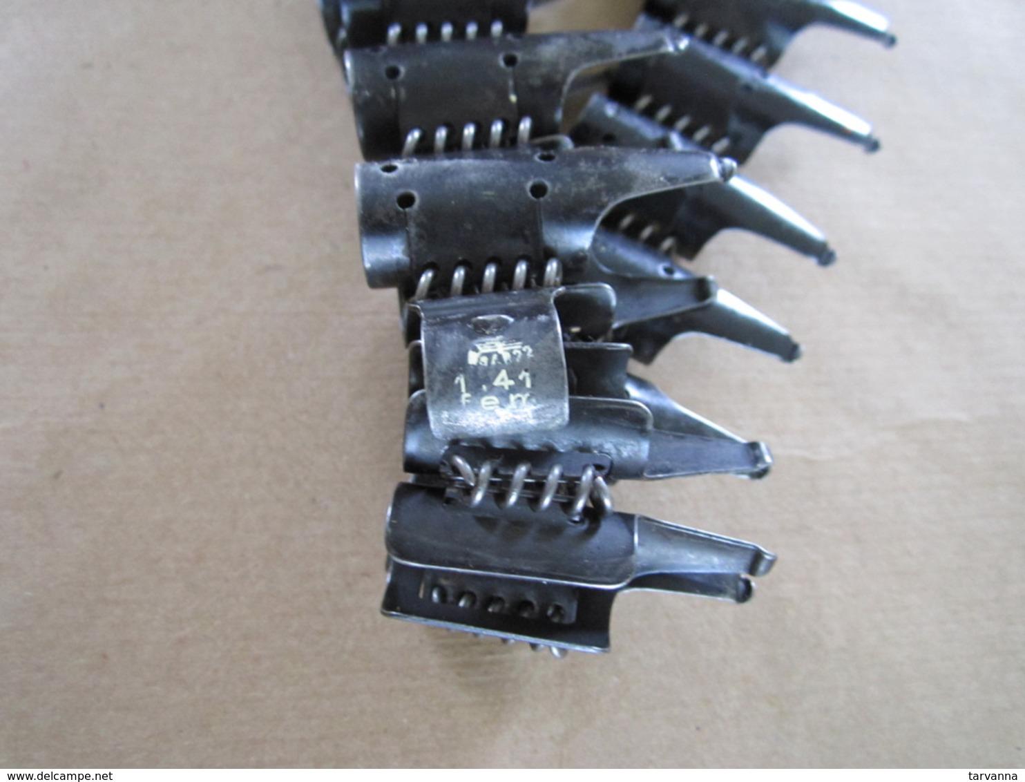 Bande Pour MG 34 Ou 42 Allemand Datée 1941 - Equipement