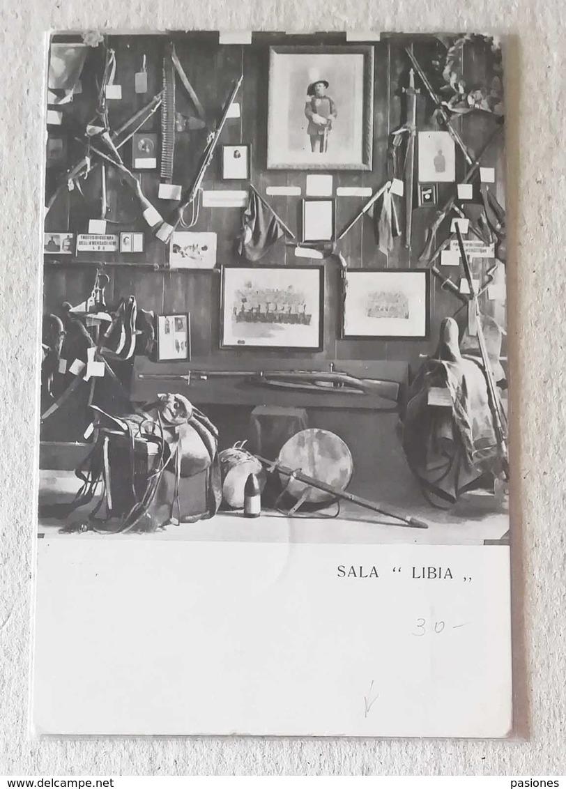 Cartolina Postale Tripolitania (Sorman) Per Palermo, Timbro 8° Reggimento Bersaglieri - 29/03/1913 - Tripolitania