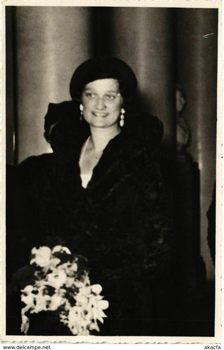 CPA AK SM La Reine Astrid BELGIAN ROYALTY (833415) - Familles Royales