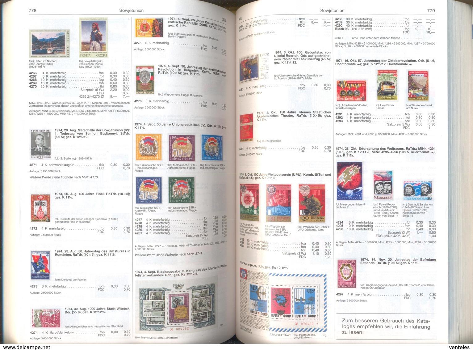 Russia, USSR 20.08.1974 CORNER BLOCKS OF 4 Mi # 4266-70 Soviet Paintings MNH OG - Nuevos