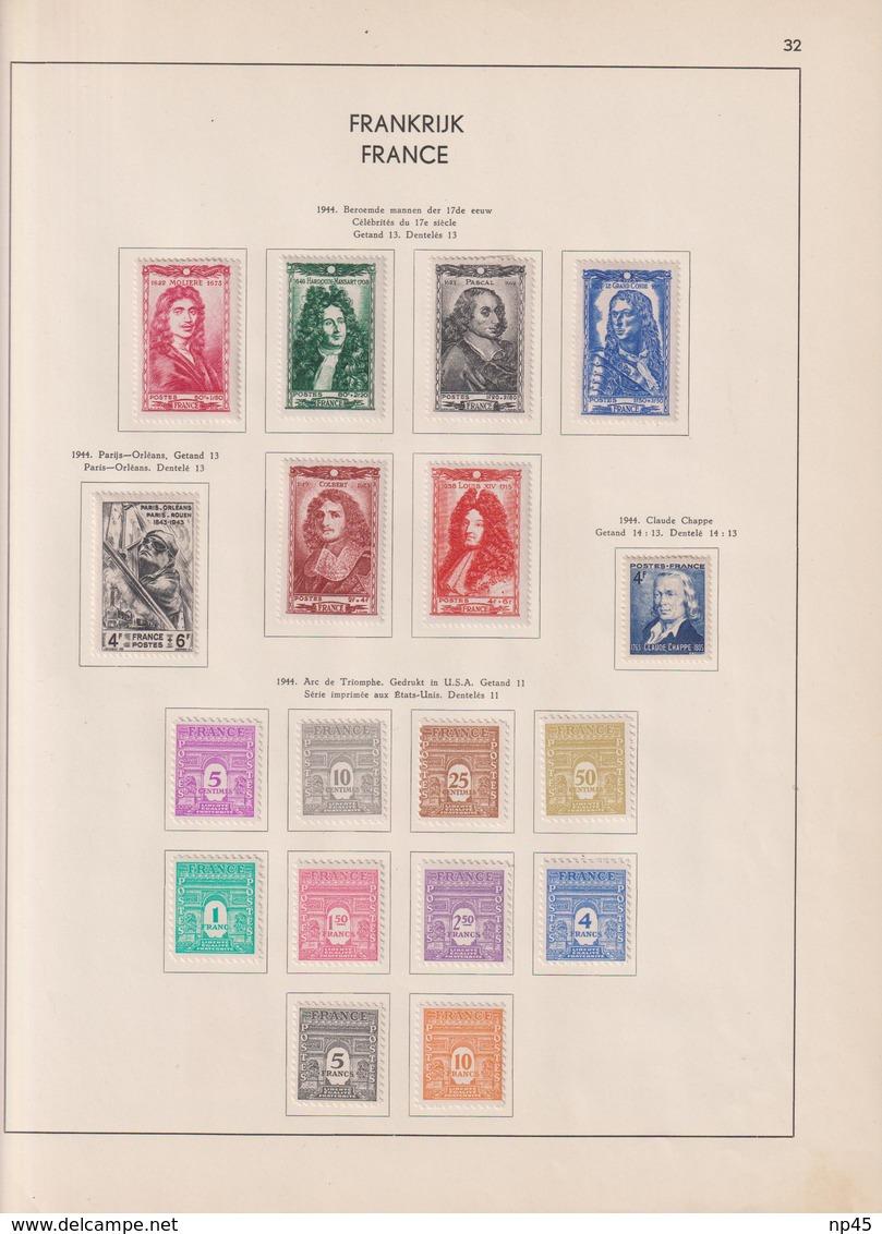 FRANCE PETITE  COLLECTION A PARTIR DE 1900 - Frankrijk