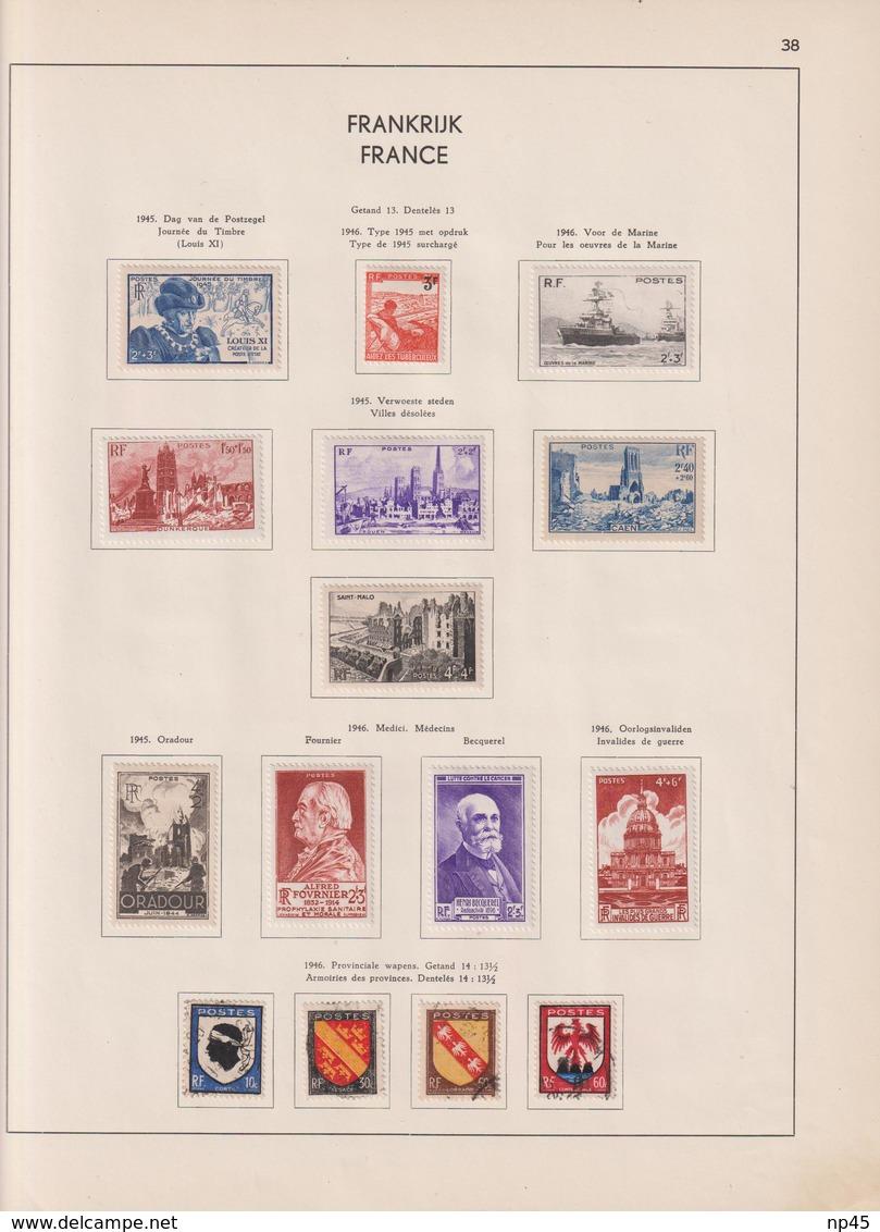 FRANCE PETITE  COLLECTION A PARTIR DE 1900 - Frankreich
