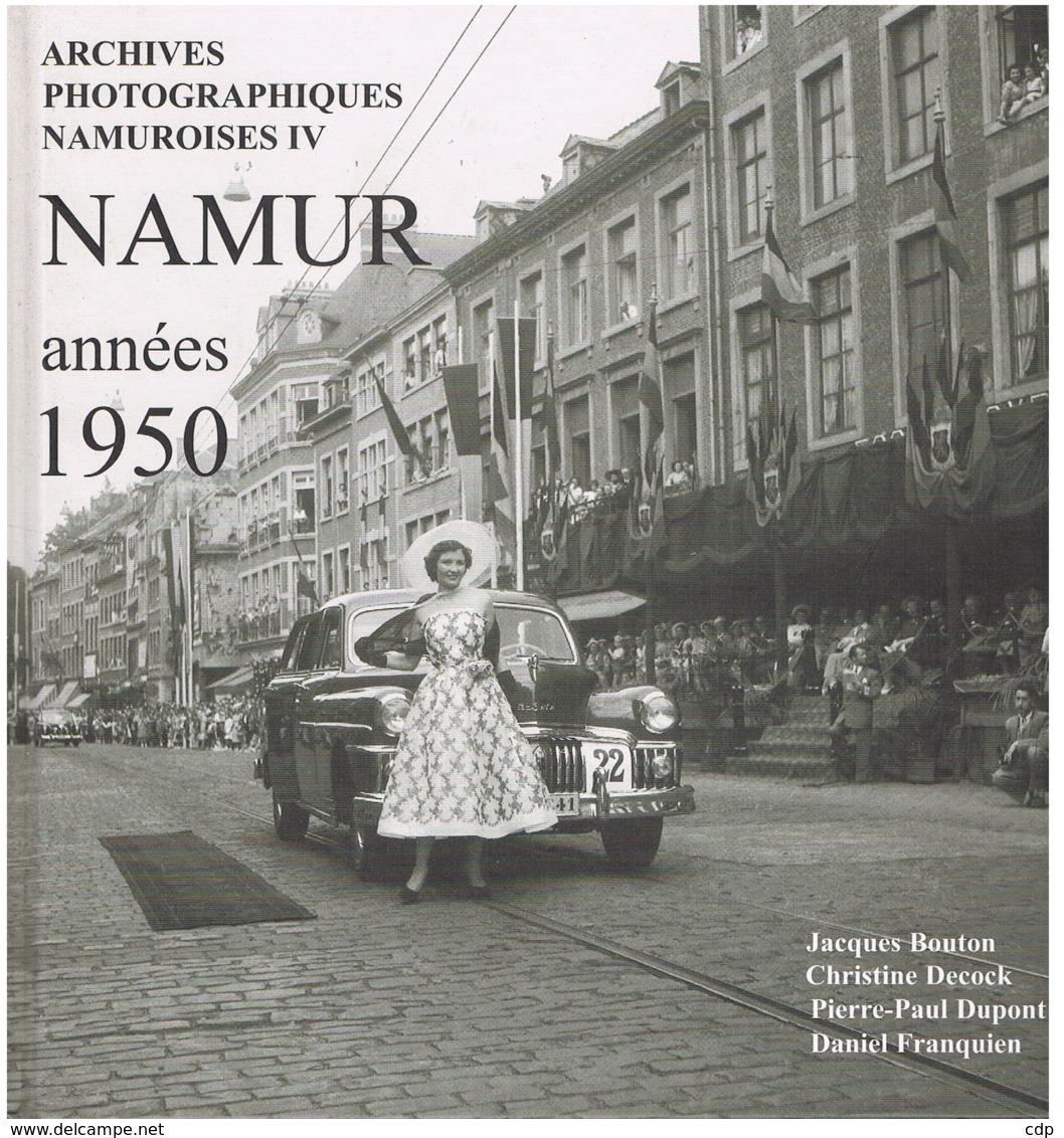 Namur  Années 1950 - Belgique