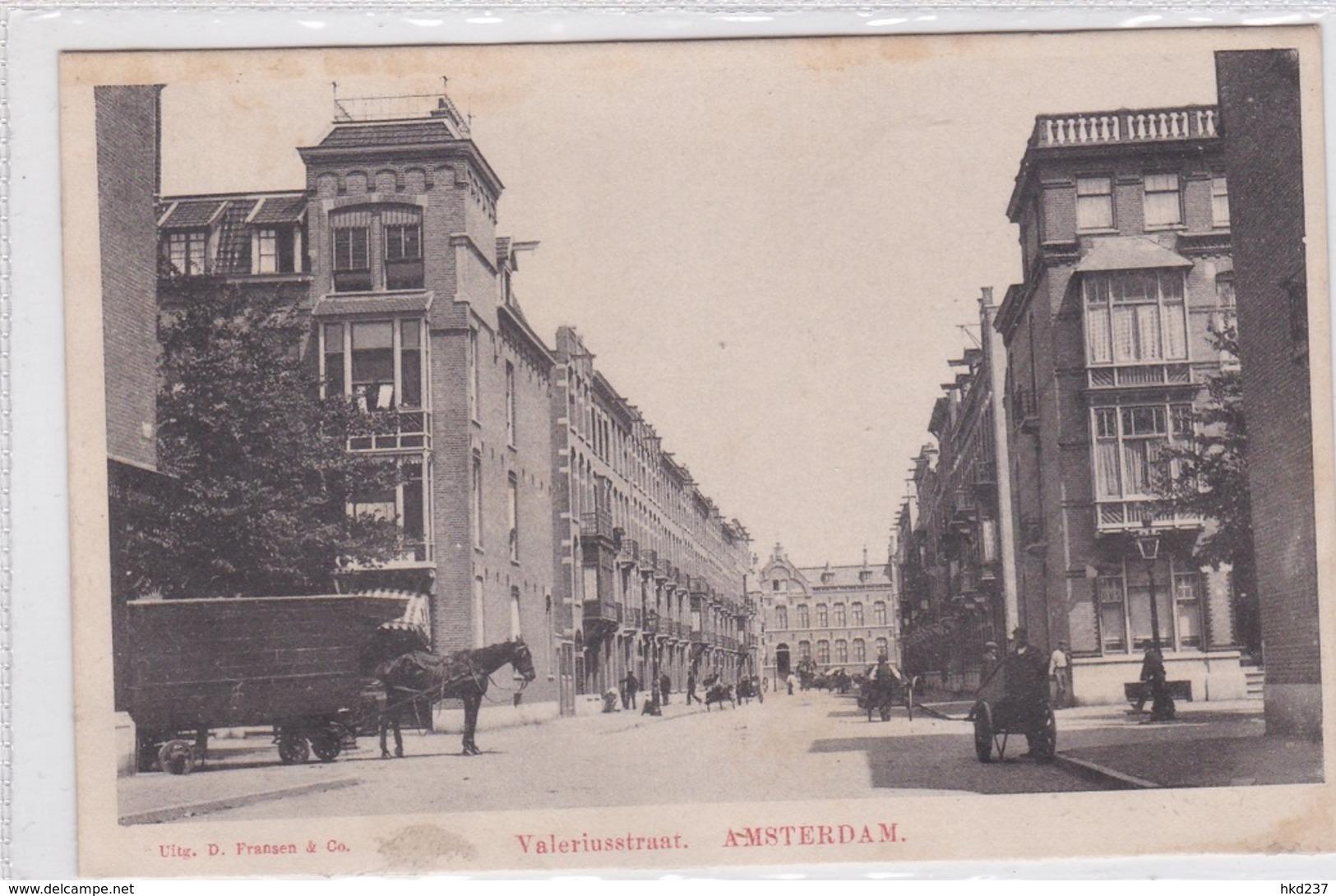 Amsterdam Valeriusstraat Levendig    2027 - Amsterdam