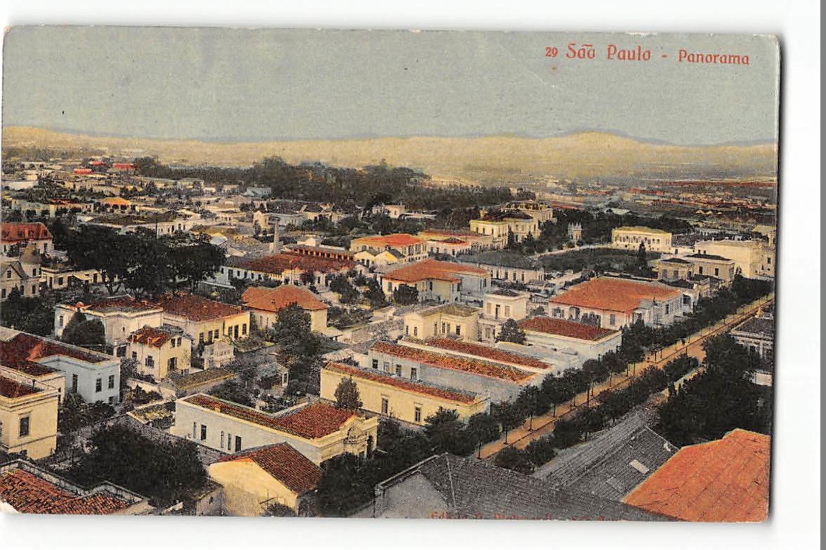 17541 01 BRASIL SAO PAULO - São Paulo