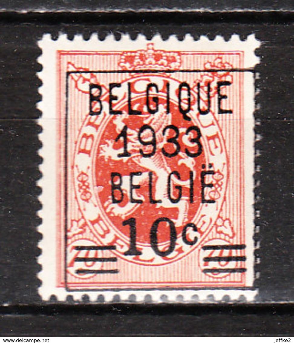 375**  Lion Héraldique Avec Préoblitération - Bonne Valeur - MNH** - COB 80 - Vendu à 10% Du COB!!!! - Belgium