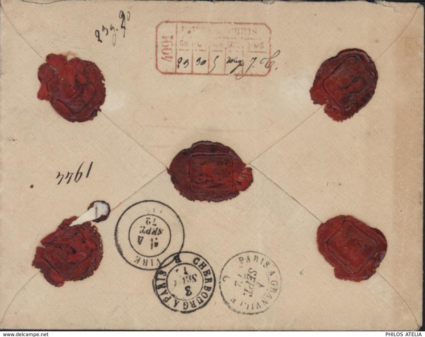 YT 31 Empire Lauré Bande De 3 Chargée Gros Chiffres 4091 CAD T17 Valognes (48) 3 9 72 Descriptif Chargement Tarif 1,20 - 1849-1876: Classic Period