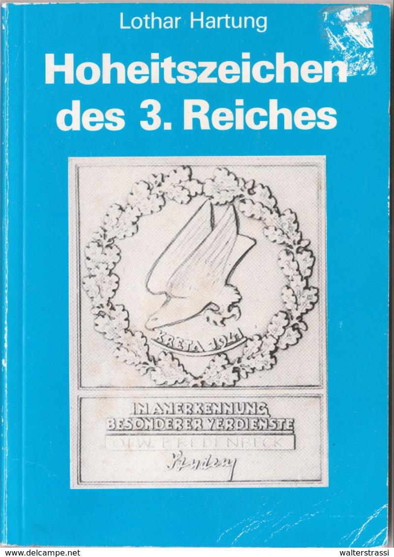 Hoheitszeichen Des III. Reiches, Katalog Mit DM Preisen - Deutschland