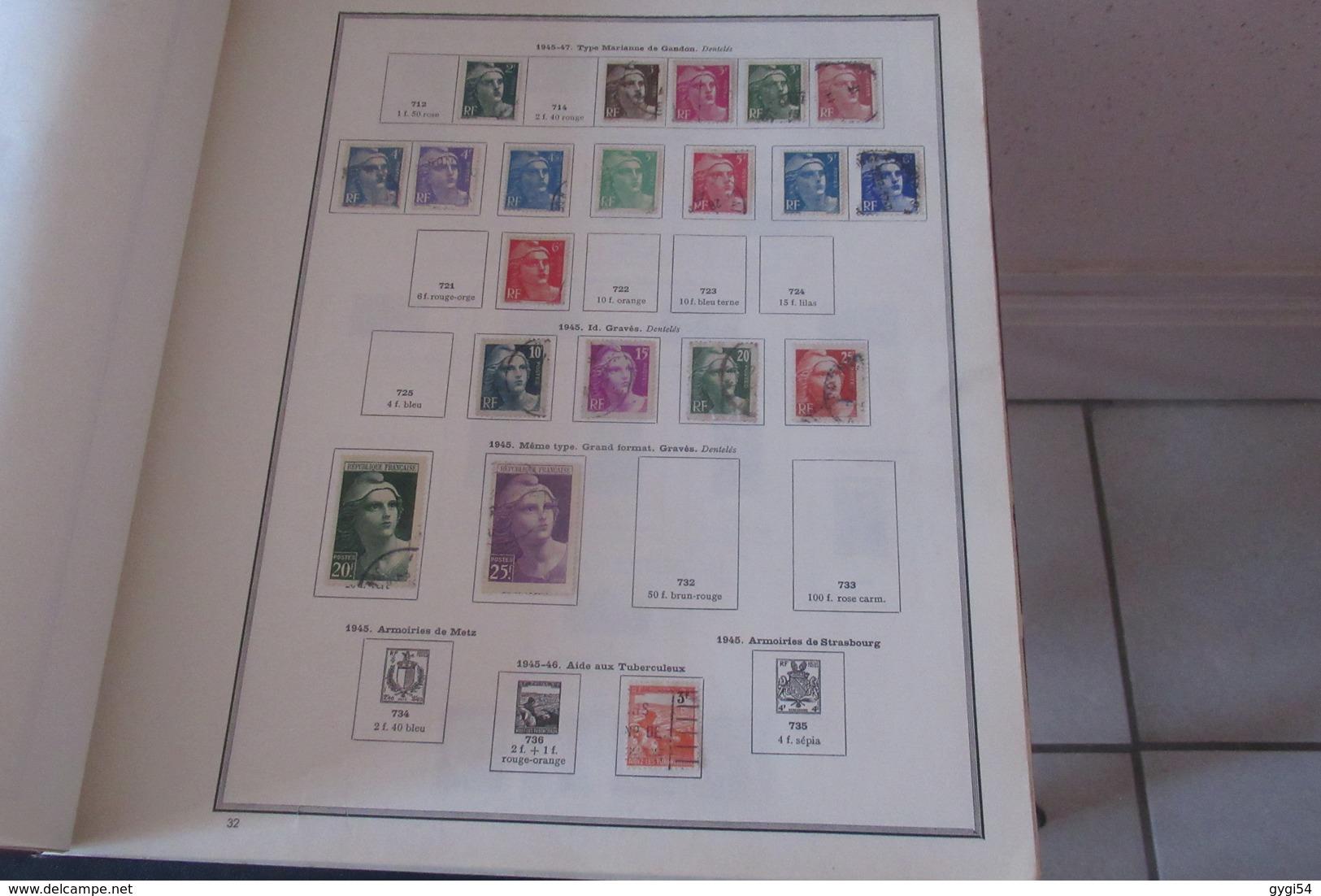 France  Classiques  Poste Aérienne , Préos Fins De Catalogue 43 Sxans - Stamps