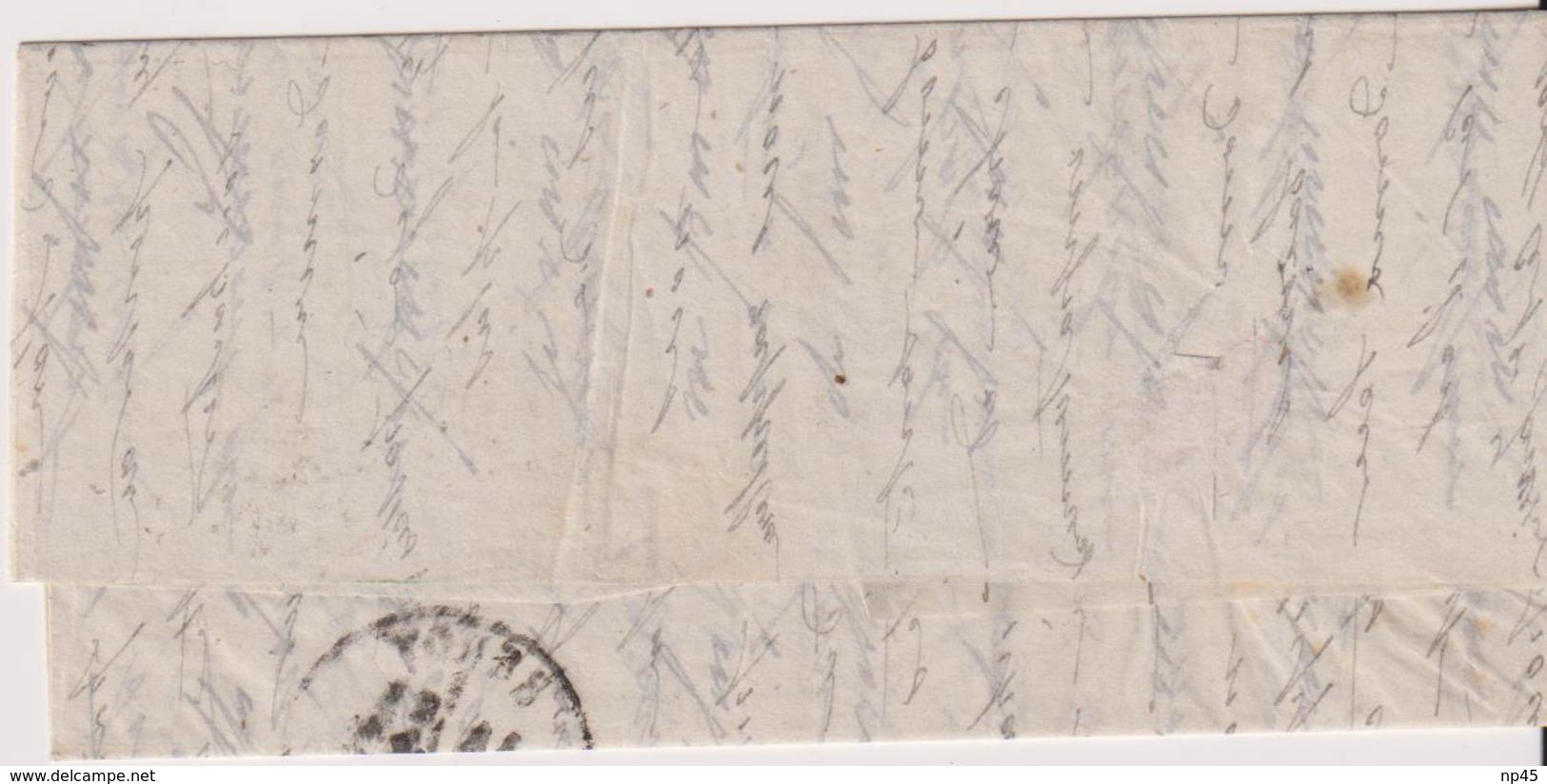 FRANCE                           BALLON MONTE  POUR TOURS DEPART LE 31  DECEMBRE 1870  TB - 1849-1876: Classic Period
