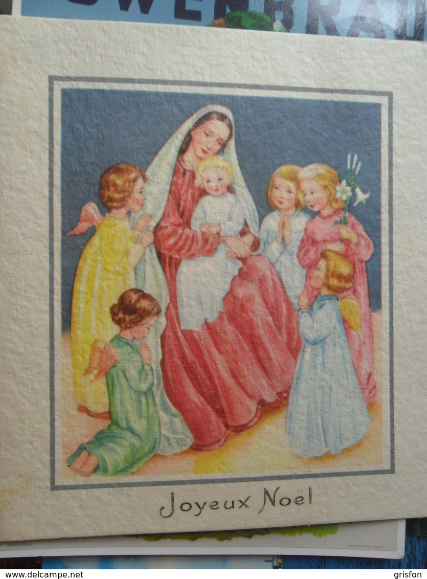 Joyeux Noel Angels - Infant Jesus