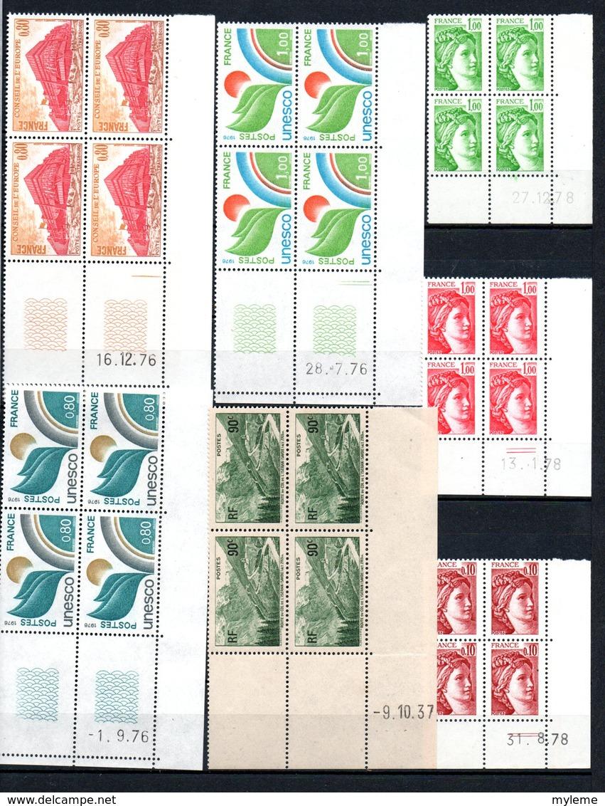 Bx Carton Dont France N° 21 ** Signé H. Costes (côte 2100 Eu) + Timbres ** Années 40 (côte 420 Eu) + ...Voir Comment !!! - Lots & Kiloware (mixtures) - Min. 1000 Stamps