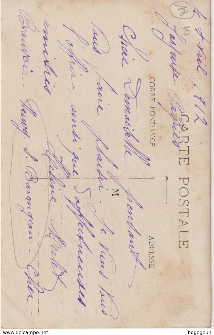 18 NEUVY SUR BARANGEON Famille Merlet Beauvoir - Autres Communes