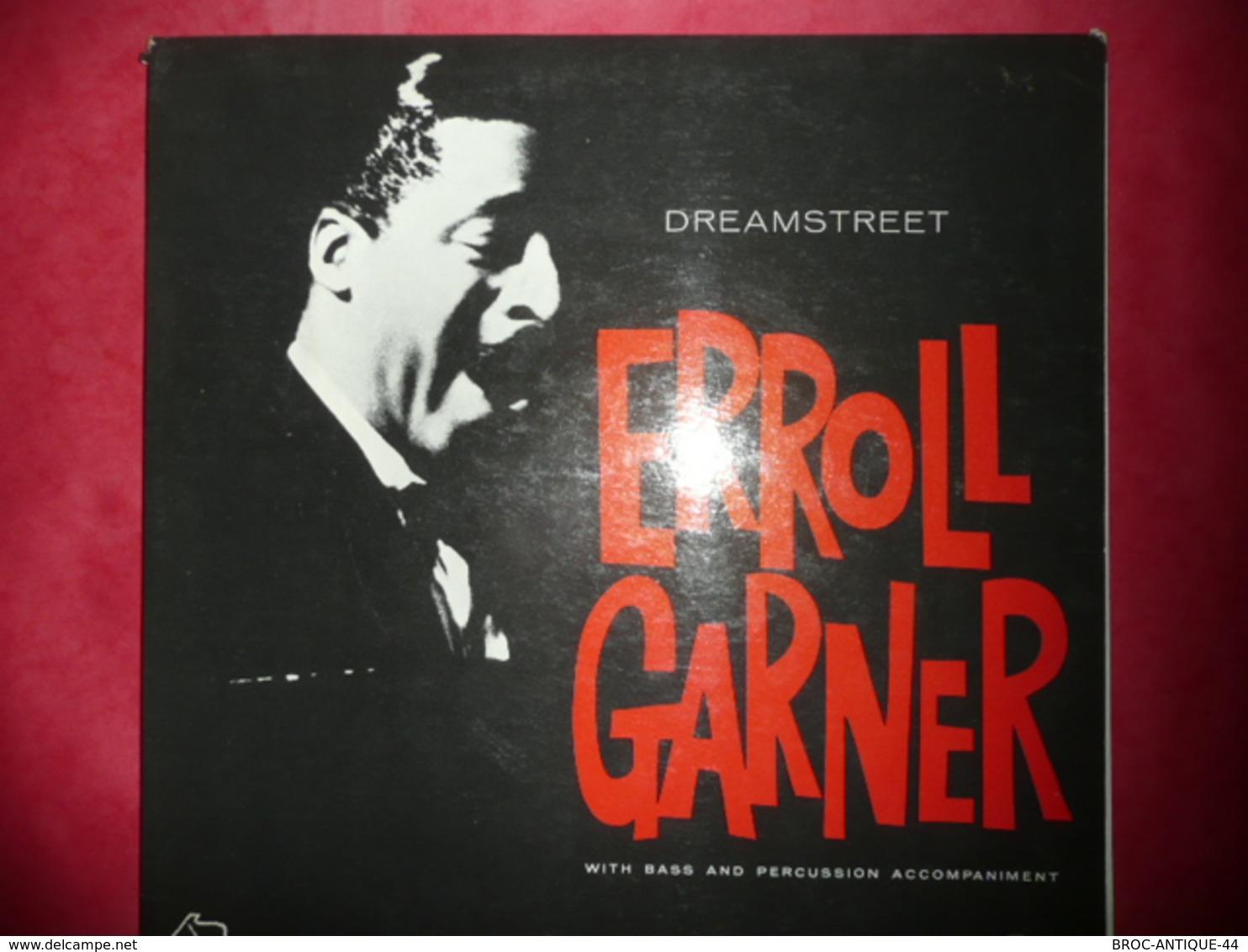 LP33 N°2925 - ERROLL GARNER - DREAMSTREET - ABC 365 - ORIGINAL - DISQUE EPAIS ABC-PARAMOUNT ***** - Jazz
