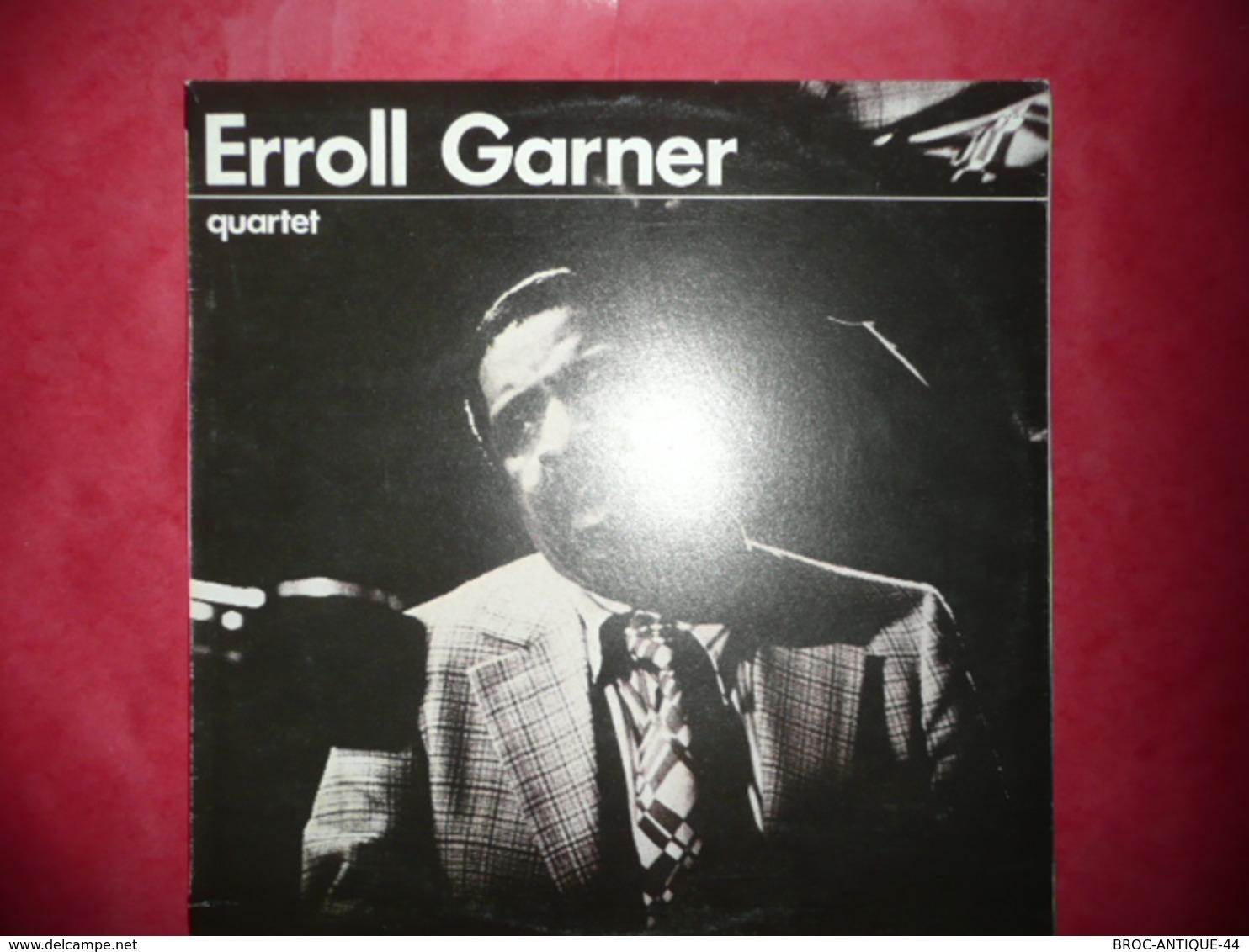 LP33 N°2929 - ERROLL GARNER - QUARTET - LPUP 5115 - DISQUE EPAIS ***** - Jazz