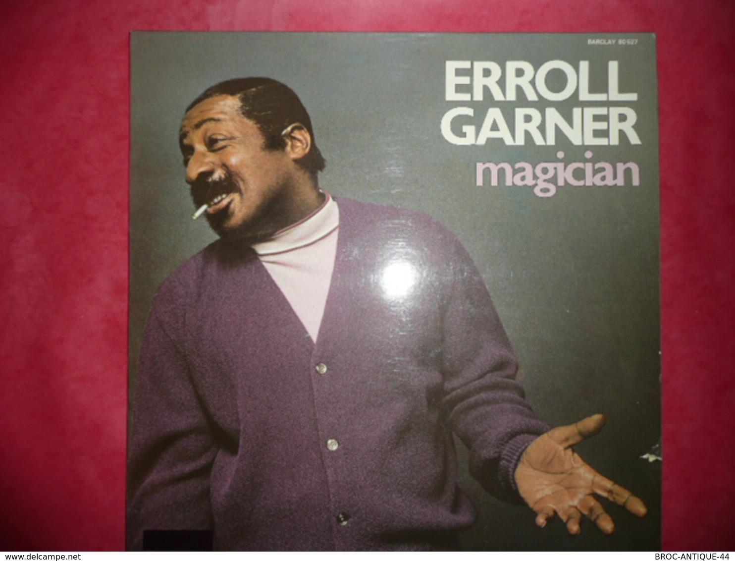LP33 N°2929 - ERROLL GARNER - MAGICIAN - 80527 - DISQUE EPAIS ***** - Jazz