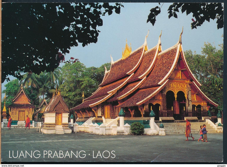 °°° 20446 - LAOS - LUANG PRABANG - 1999 With Stamps °°° - Laos
