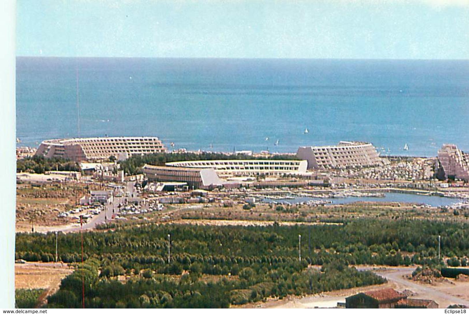 Le Cap D' Agde - Centre Nautique   F 174 - Agde