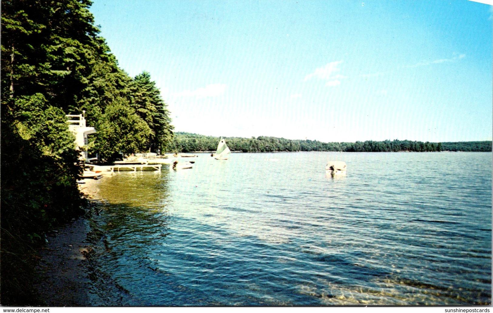 Maine Great East Lake