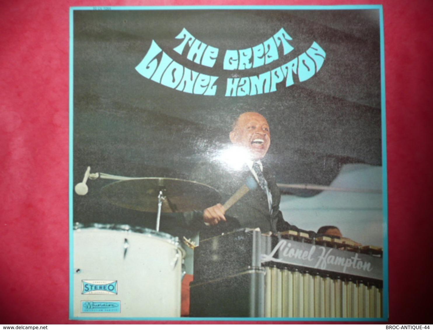 LP N°3259 - LIONEL HAMPTON - 30 CV 1064 - MU 1064 - DISQUE EPAIS - INUTILE DE DIRE QUE JE SUIS FAN - Jazz