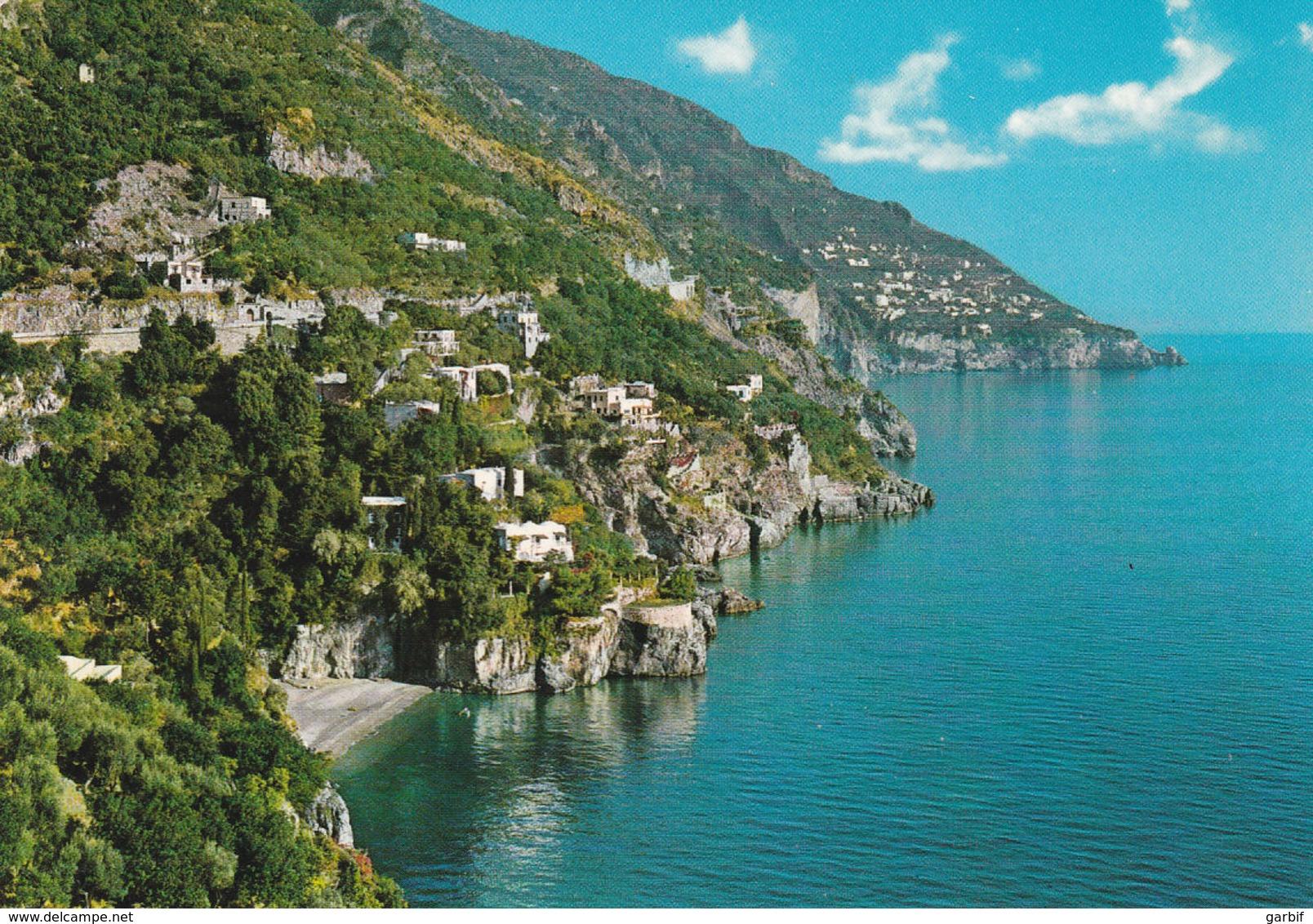 Salerno - Positano - Panorama - Fg Vg - Salerno