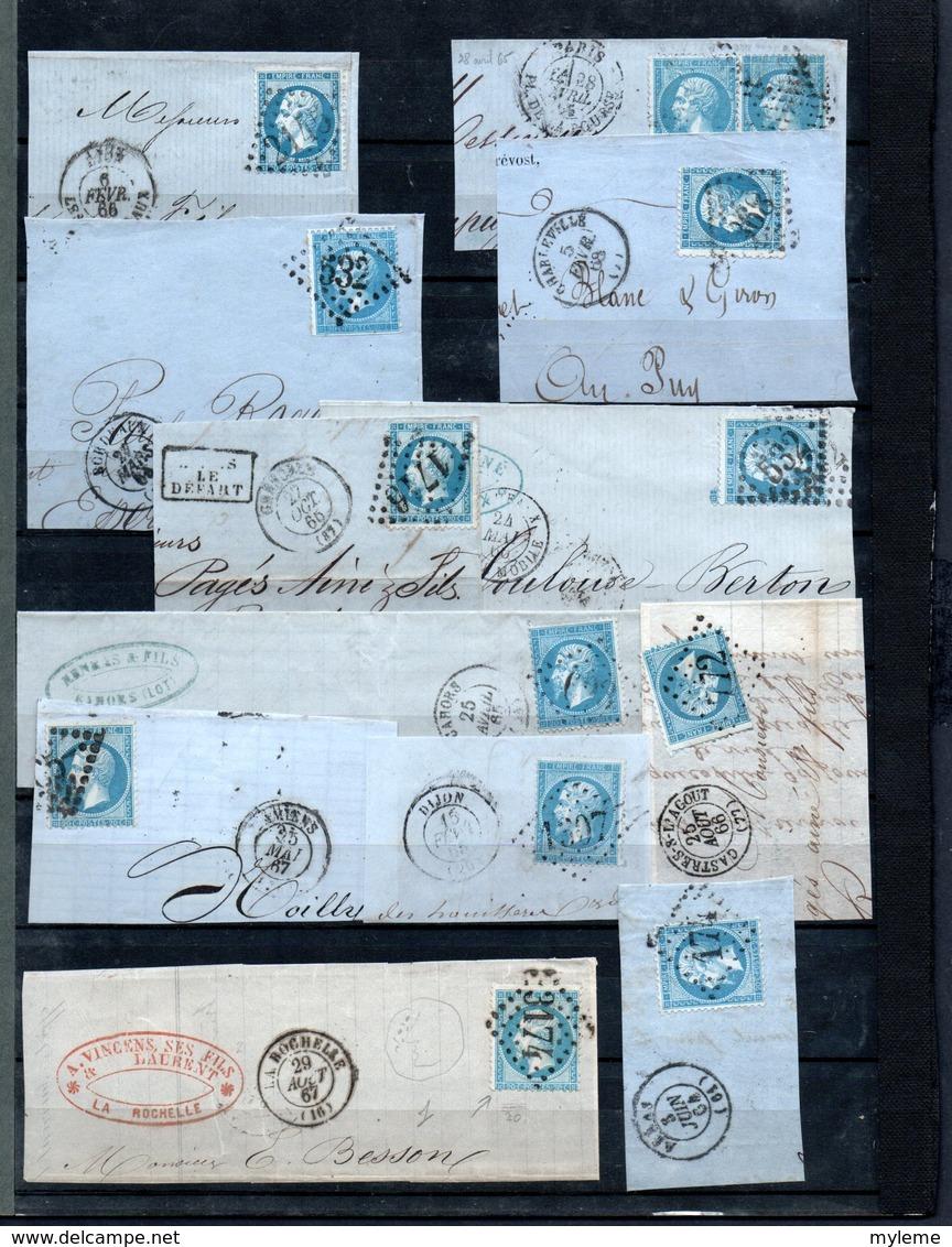 E Carton Dont Côte D'Ivoire N° 141,2,3a+b **côte 1258 Euros + Timbres ** Années 40 + Fictifs +70 Bleus N°22A ...! - Timbres
