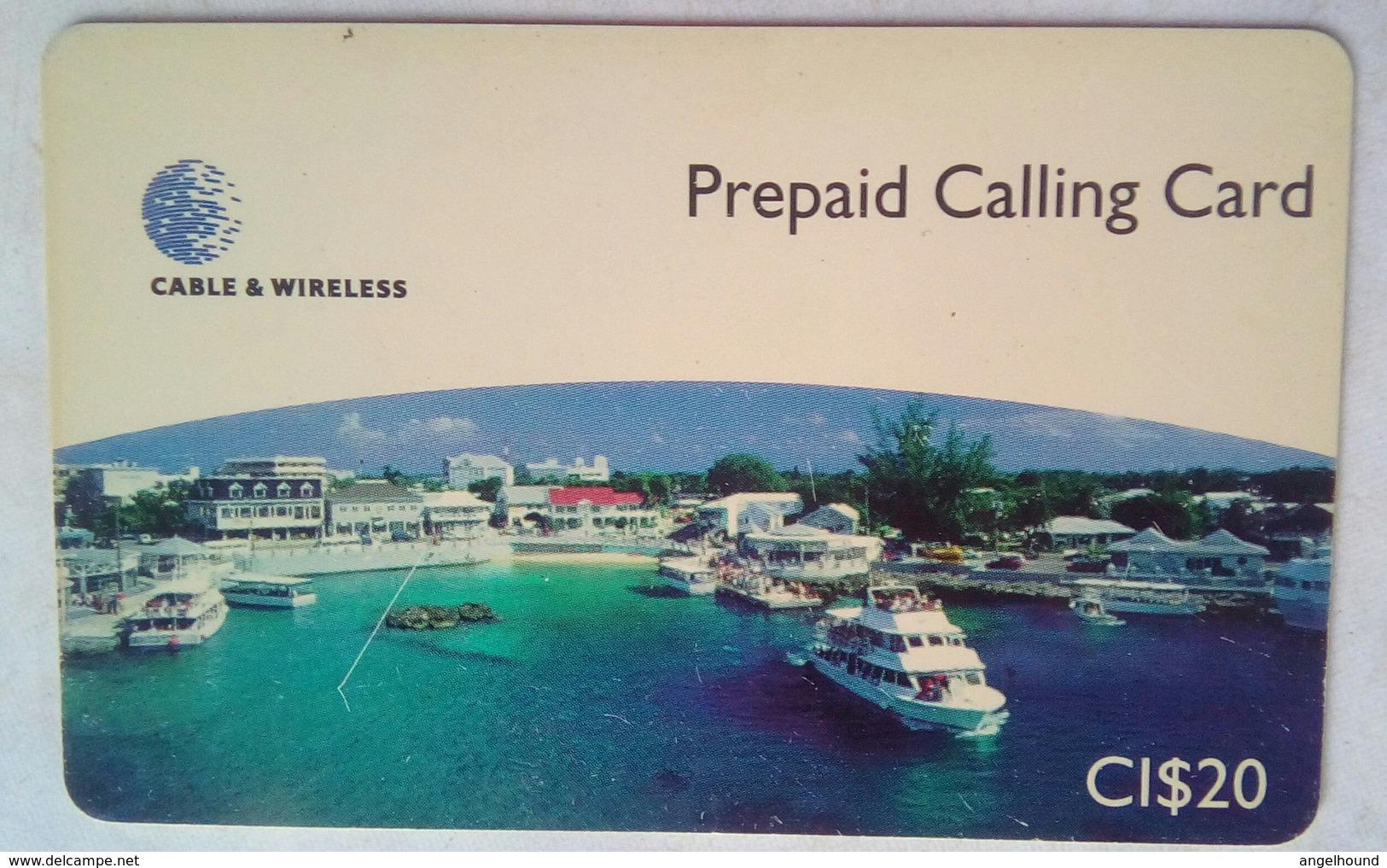 CI $20 Cruise Ships Remote - Iles Cayman