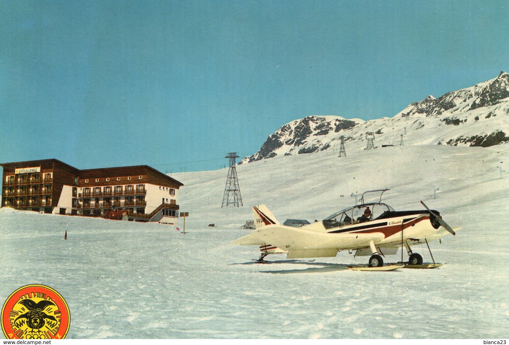 65733 CPM L'Alpe D'Huez - L'Altiport - Otros Municipios