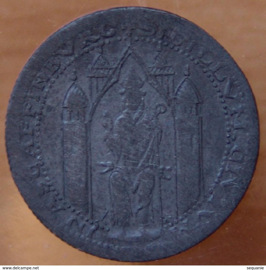 Allemagne - Ville ASCHAFFENBURG 10 Pfennig 1917 - [ 2] 1871-1918 : Empire Allemand