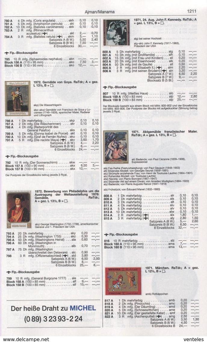 Manama 1972 IMPERF SHEETS Mi # 793-98 BUS Bicentennial, Bicentennial Exposition In Philadelphia, G. Washington MNH OG - Independecia USA