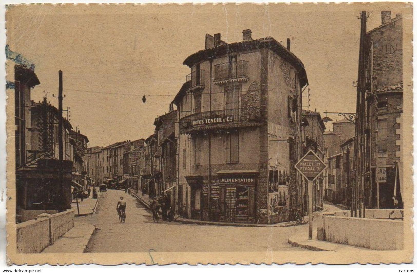 30 ALES  Faubourg Du Soleil - Alès