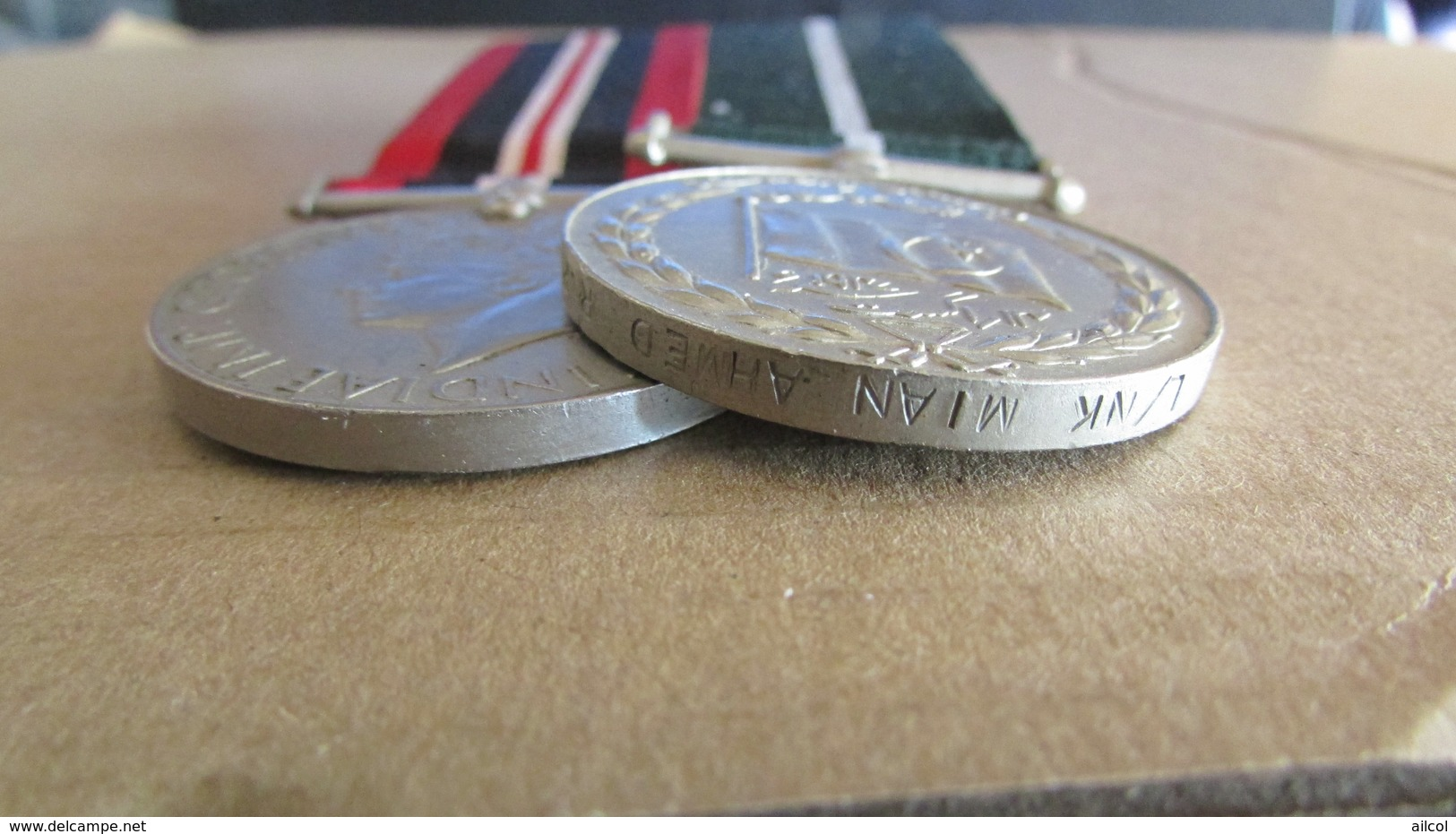 WW2 And Post War Pakistan Medal Group - 1939-45