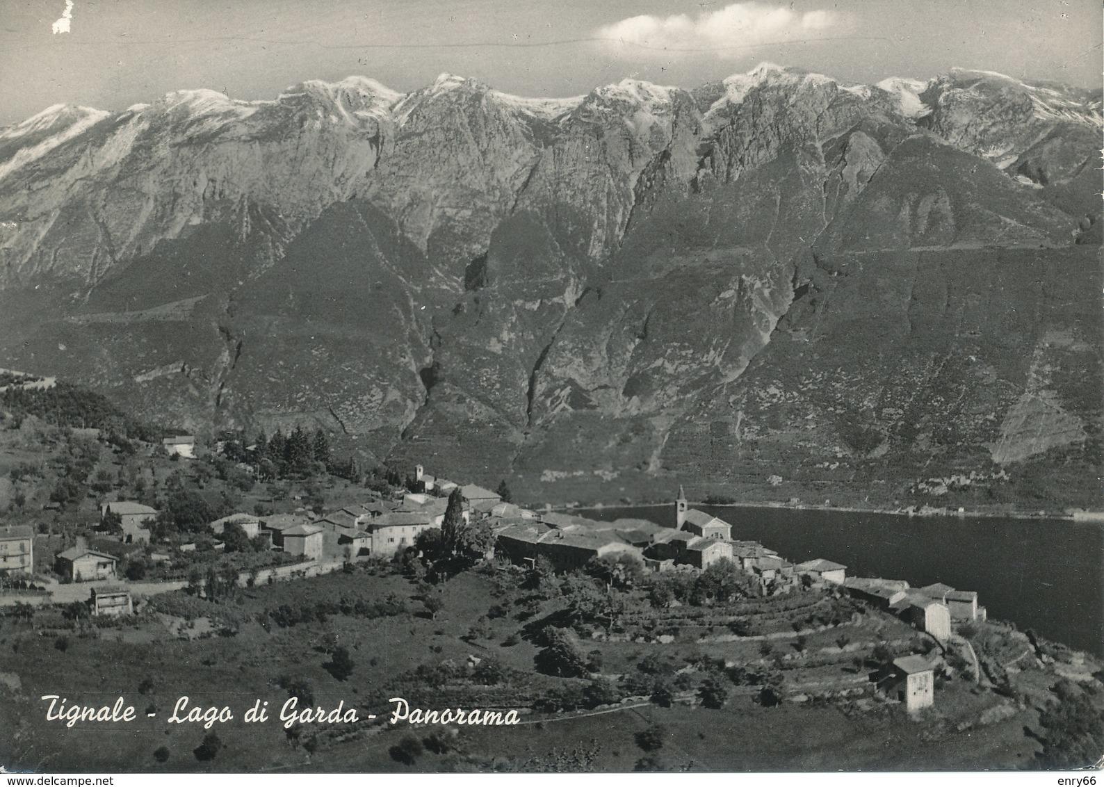 BRESCIA - TIGNALE PANORAMA - Brescia