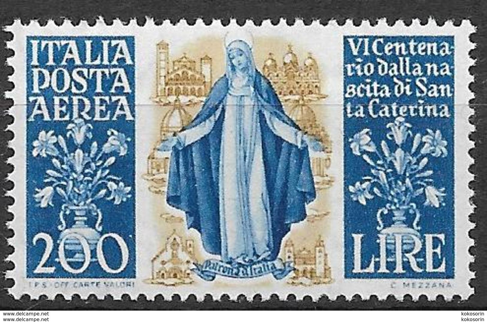 Italy - Italia 1948 Mi. No. 745 - Ungebraucht