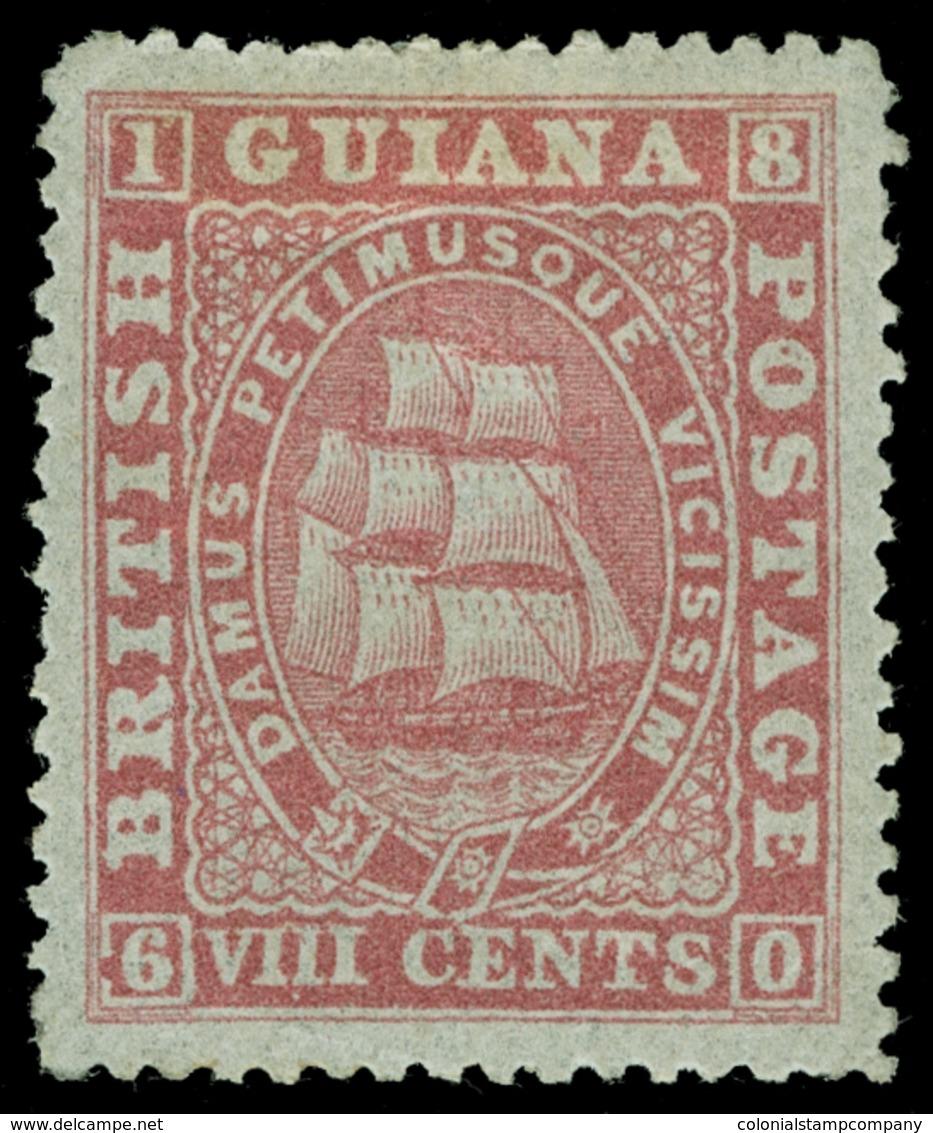 * British Guiana - Lot No.204 - Guayana Británica (...-1966)