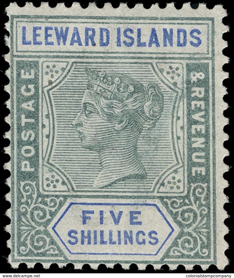 * Leeward Islands - Lot No.617 - Leeward  Islands