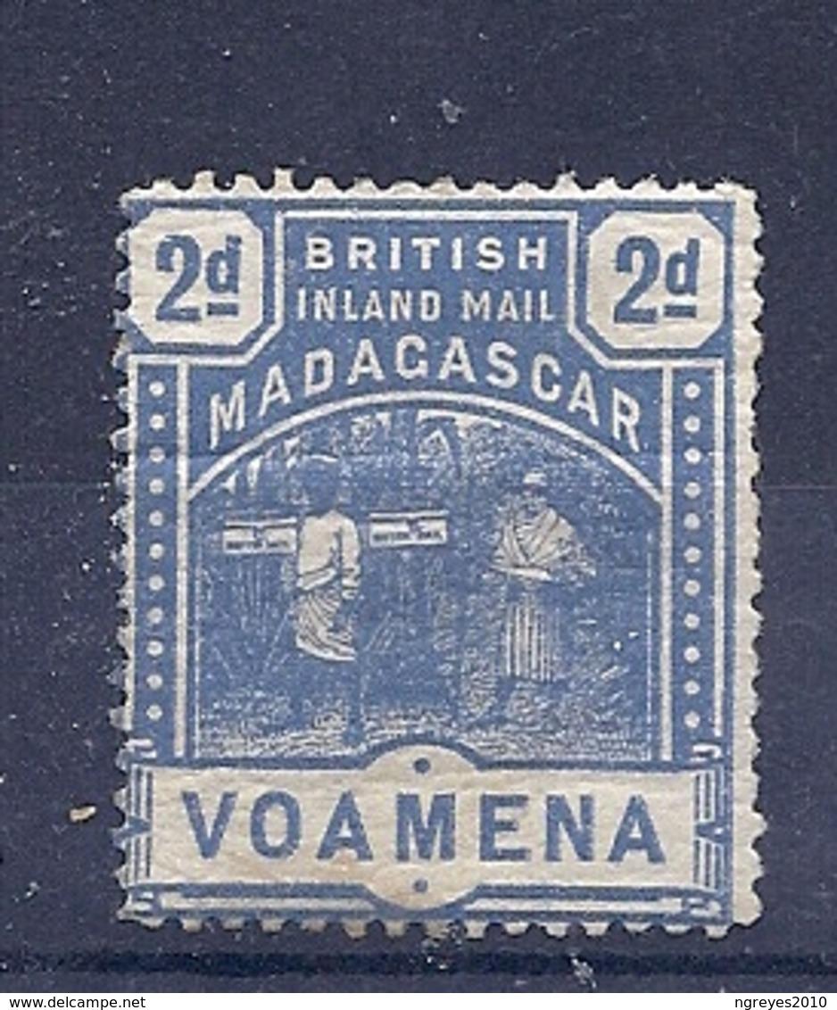 200034391  MADAGASCAR  LOCAL MAIL GB  YVERT   Nº     */MH - Autres