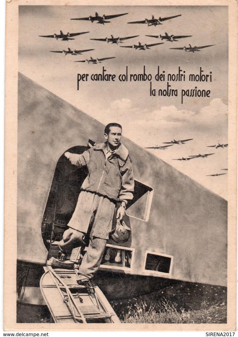 ARMA AERONAUTICA - 4 - VIAGGIATA - Patriotic