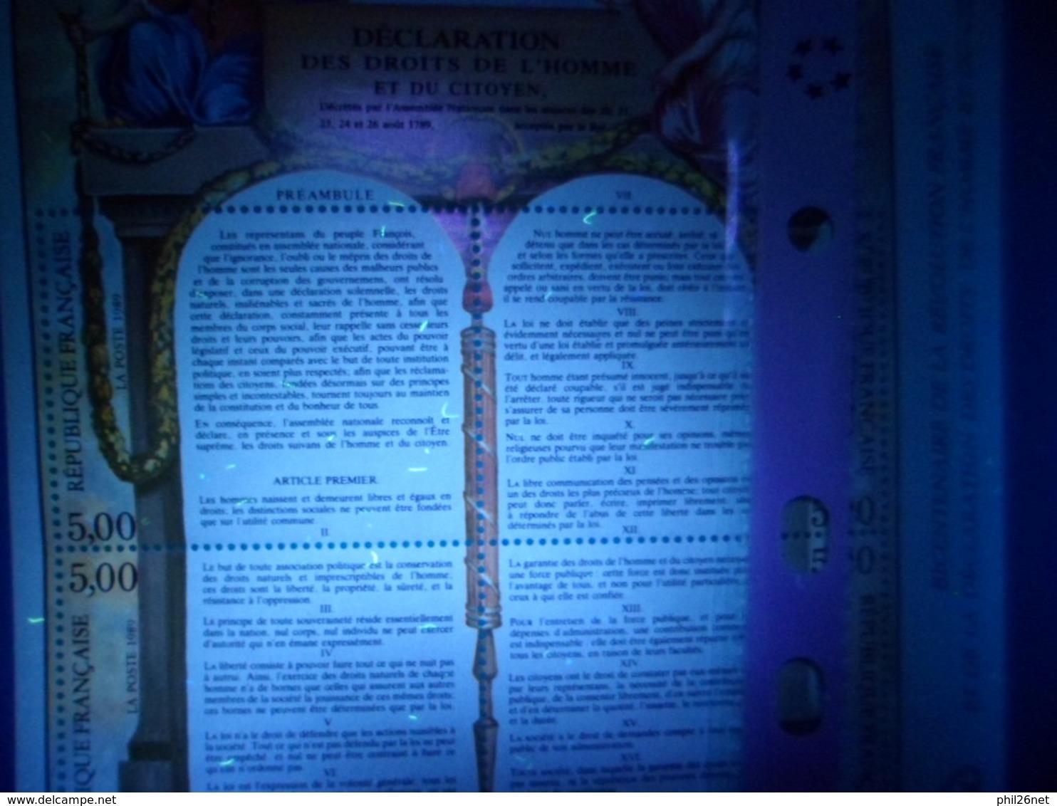 Rare Bloc  N°11c Papier Fluorescent   Neuf  * *  TB = MNH VF  Jamais Plié à Moins De 10 %  Le Moins Cher Du Site  ! ! ! - Bloc De Notas & Hojas