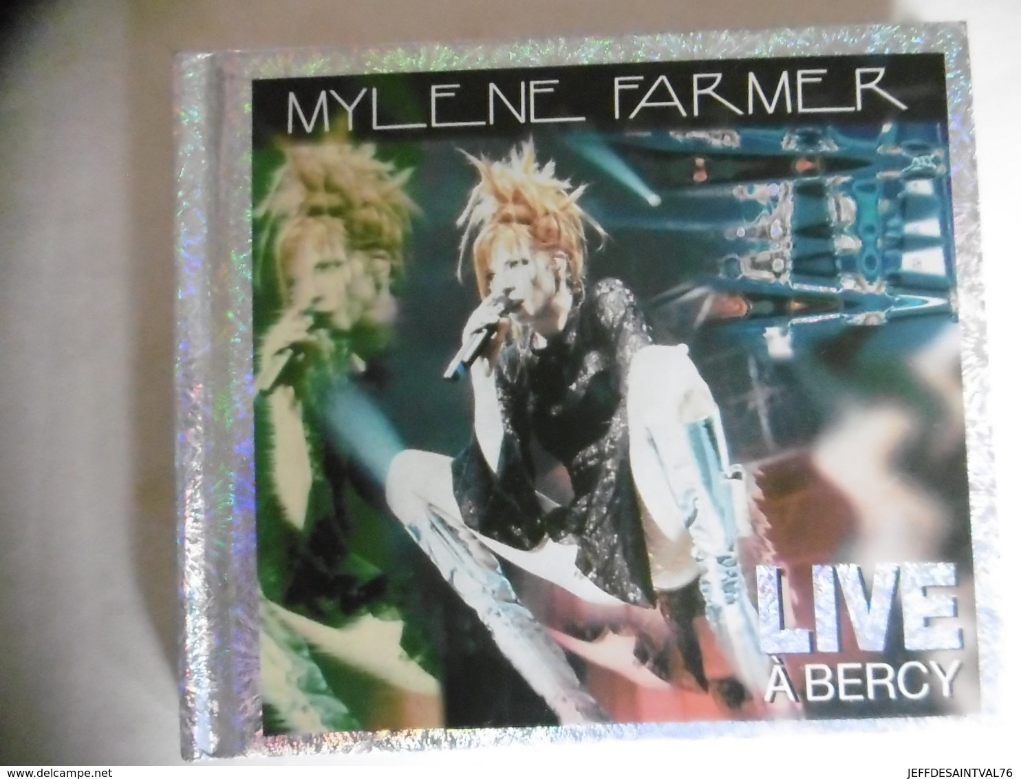 LOT   DE   4  CD    MYLENE  FARMER - Musik & Instrumente