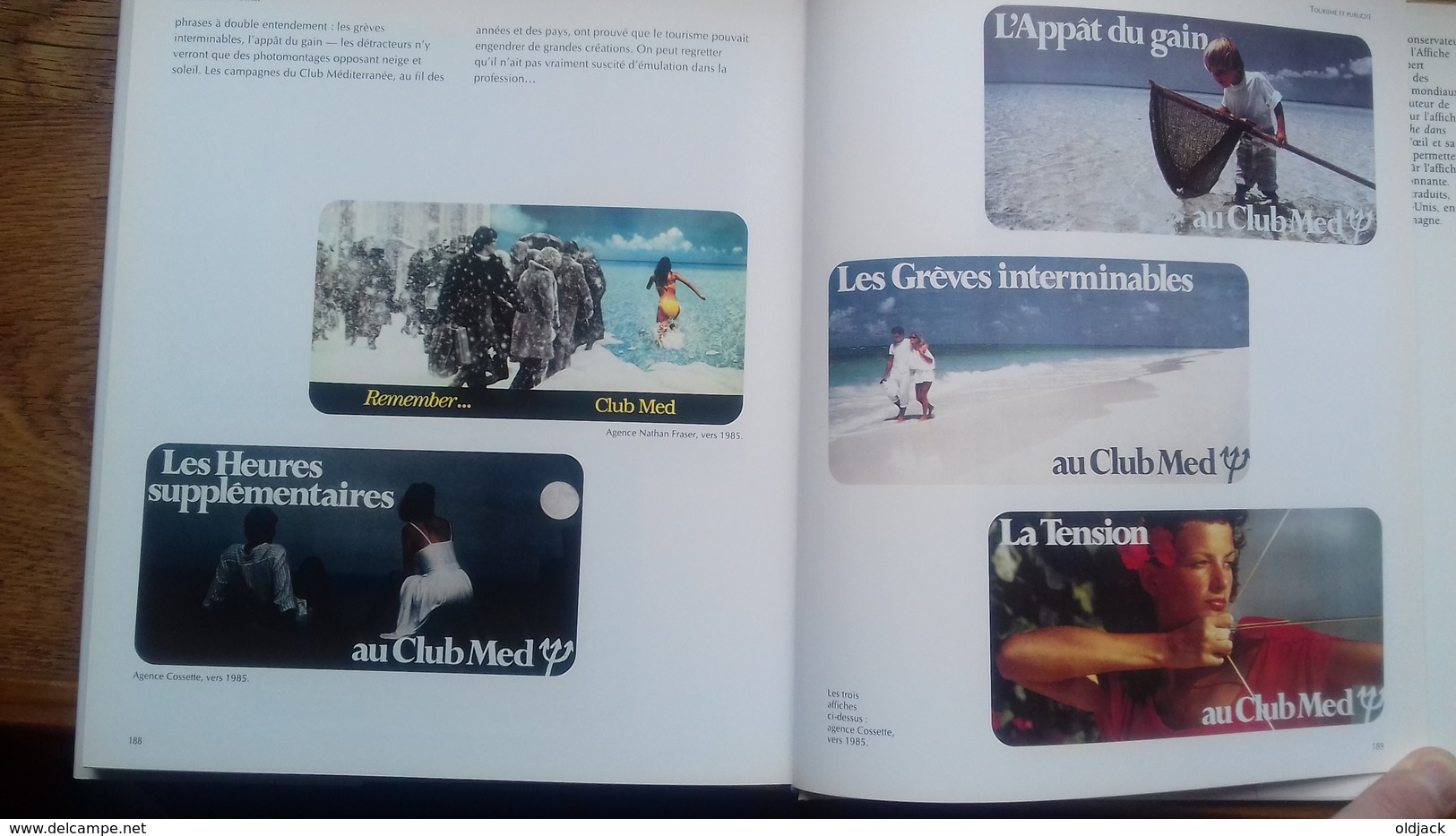 """WEILL Alain """"L'affiche De Tourisme Dans Le Monde"""" (publicité Ancienne)1994 (finR9) - Cultural"""