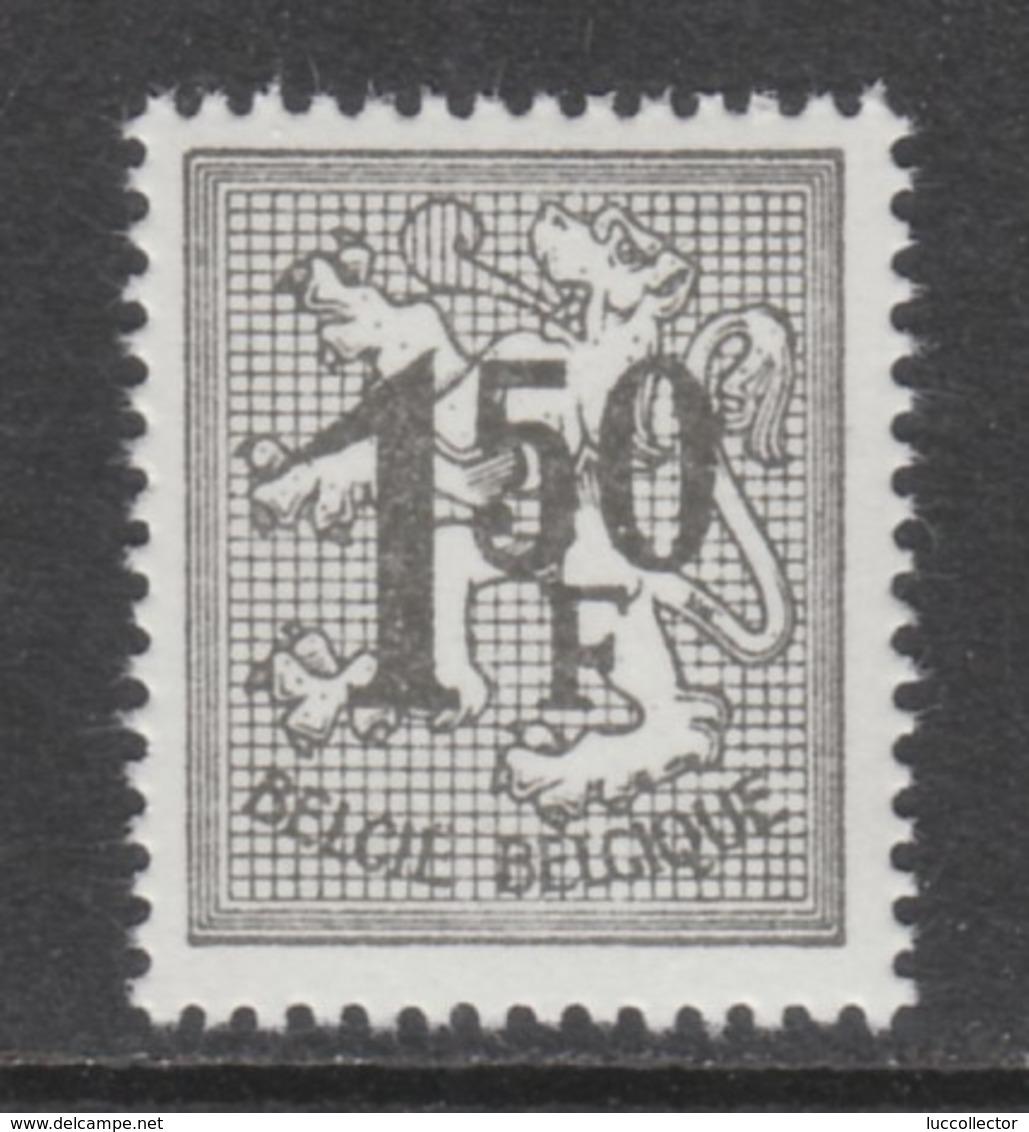 "Belgium  1518-CU XX (MNH)  ""leeuwenpoot En Hals Zonder Puntjes""  Cote 7,50 Euro - Errors (Catalogue COB)"