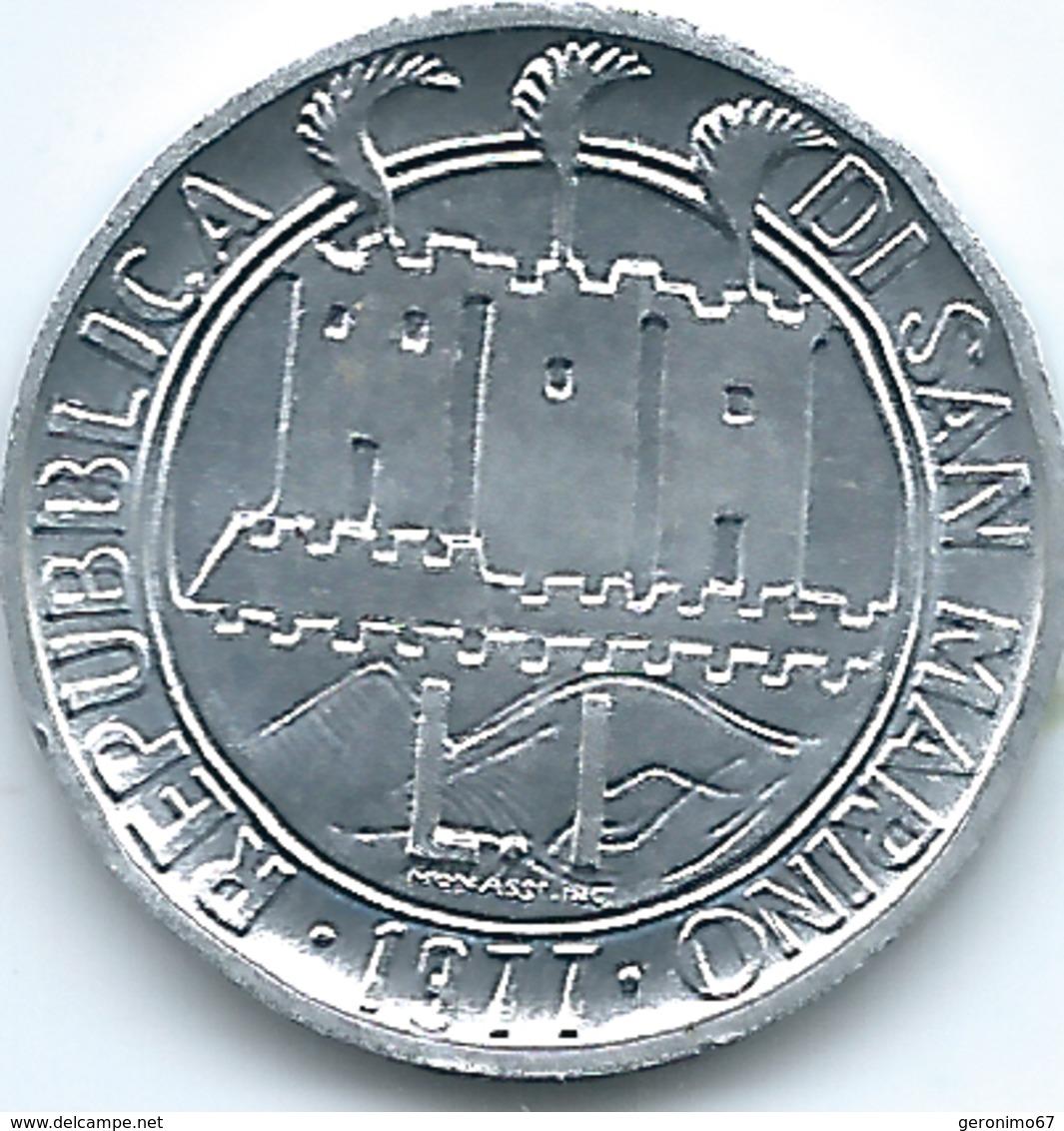 San Marino - 1977 - 1 Lira - KM63 - FAO - San Marino
